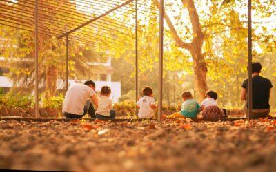 O rodičích adětech, dříve adnes